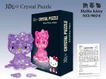 3д Crystal Puzzle Hello Kitty