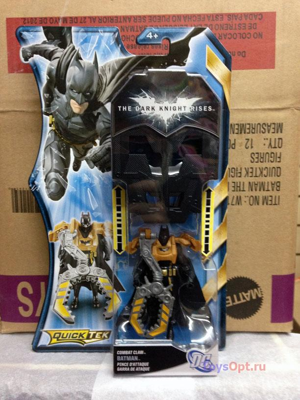 Темный рыцарь Batman Combat Claw