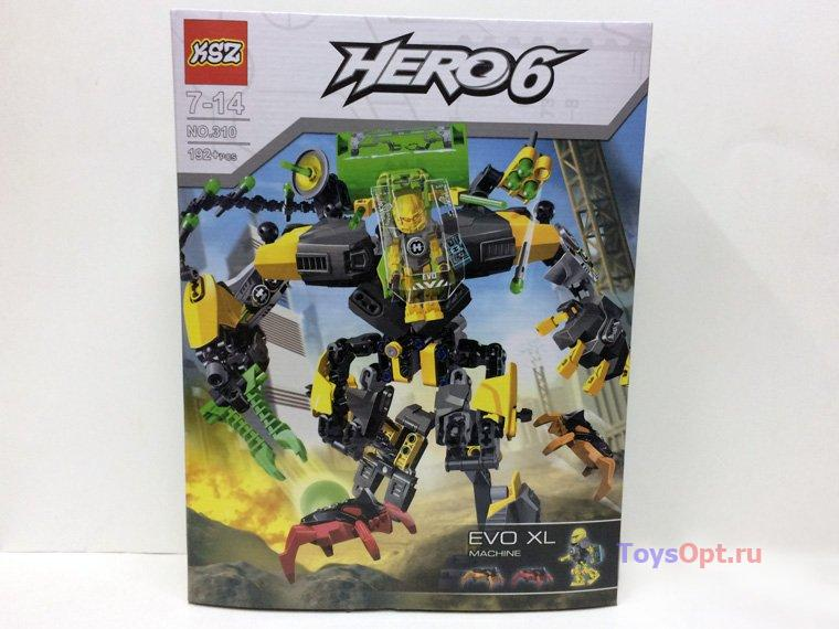 Конструктор Bionicle Hero 6 Evo XL